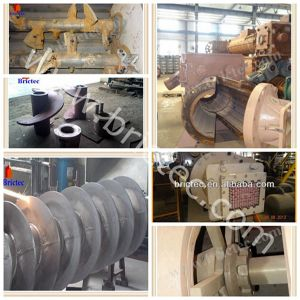 Fired Brick Making Machine for Vacuum Extruder pictures & photos
