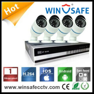 Home Security Wireless NVR Kits IP Camera pictures & photos