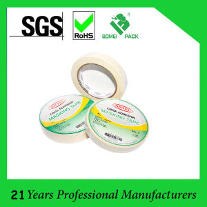 Rubber Glue Masking Tape (KD-0421) pictures & photos
