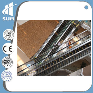 with Ce Certificate Commercial Escalator of Speed 0.5m/S Step Width 800mm pictures & photos