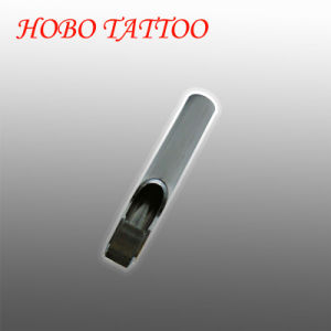 Wholesale Stainless Steel Flat Tattoo Tip with High Quality Hb501ft pictures & photos