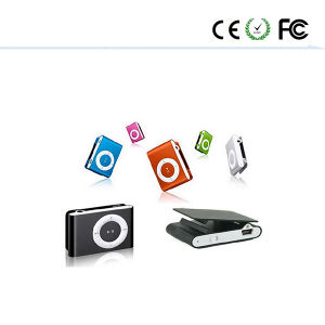 MP3 Music Player Mini USB Clip New Micro SD Card pictures & photos