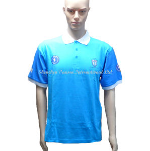 Plain Men′ S Polo Tshirt for Promotion pictures & photos