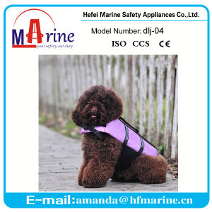 Lovely Pet Swimming Vest with Several Colors pictures & photos