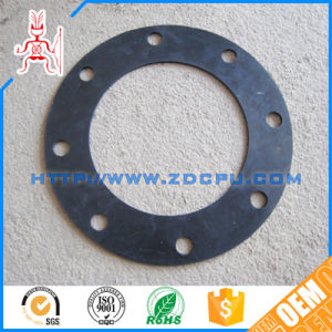 Hottest Eco-Friendly Polyurethane Square Slotting Hole Gasket with Holes pictures & photos