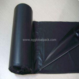 Packaging Trash Black Garbage Bag pictures & photos