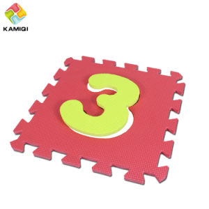 Environmental Kamiqi EVA Foam Floor Jigsaw Puzzle Mats-Numbers pictures & photos