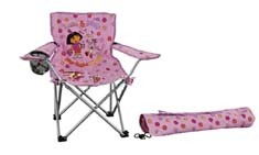 Children Fishing Chair, Portable Folding 600d Polyester Outdoor Chair, Comfortable Kids Camping Chair