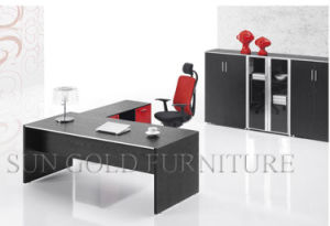 Full Size Office Desk Photos Modern Types of Computer Tables (SZ-ODL337) pictures & photos