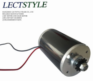 Zy6310 100W 12V 2500rpm DC Motor for Electric Tools pictures & photos