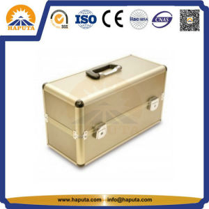 Gold Storage Aluminum Sport Game Case (HS-7001) pictures & photos