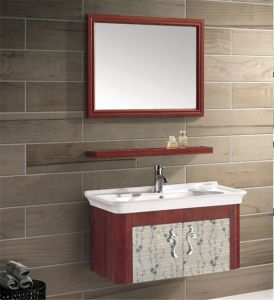 Modern Style Aluminum Bathroom Vanity (T-9783) pictures & photos