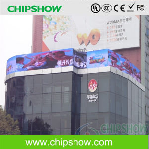 Chipshow P20 Outdoor Full Color LED Display Advertising pictures & photos