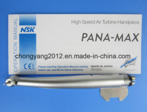 NSK Pana-Max 3water Spray High Speed LED Dental Handpiece pictures & photos