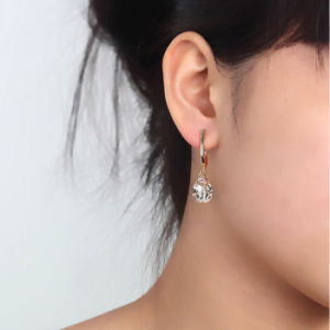 Gold Jewelry Fashion imitation Zircon Jewelry Earring pictures & photos
