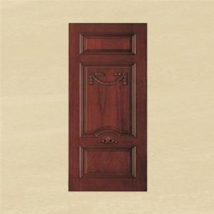 European Style Customized Interior Wooden Door