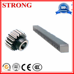 Stainless Steel Round Gear Rack and Pinion pictures & photos