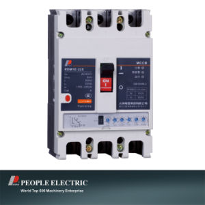 Moulded Case Circuit Breaker (MCCB) of Rdm1e-225m-3300 Electronic Type 3p pictures & photos
