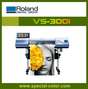 Roland Vs-300I Printing and Cutting Machine with Epson Dx7 Printhead pictures & photos