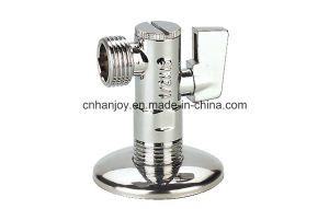Brass Angle Valve with Filter (NV-3016) pictures & photos