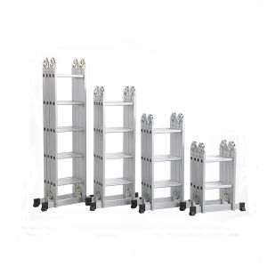 Aluminum Multi-Purpose Ladder by Ce/En 131 Approved pictures & photos