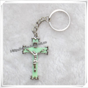 Luminous Cross Key Chain (IO-ck086) pictures & photos