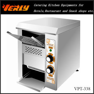 Commercial Chain Style Electric Commercial Toaster (VPT-338)