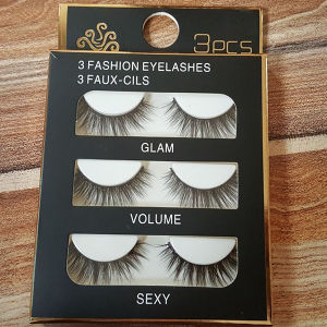 Fashion Colorful Makeup Synthetic Hair False Eyelashes pictures & photos