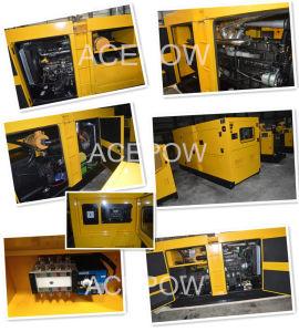 120kVA Weichai Silent Canopy Diesel Generator Set pictures & photos