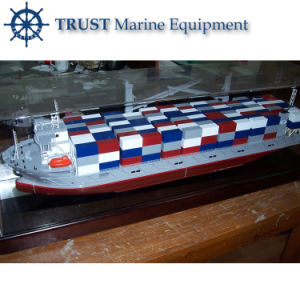 Resin Craft 30cm Small Miniature Model Container Ship pictures & photos