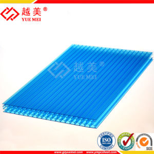 Polycarboante Honeycomb Hollow Sheet Plastic Greenhouse Building Material pictures & photos
