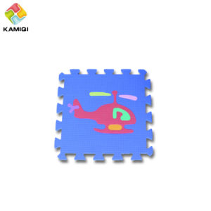 High Density Reversible EVA Foam Floor Jigsaw Puzzle Mats for Educational Use pictures & photos
