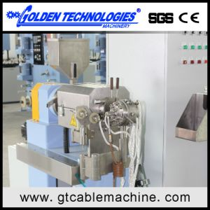 Signal Cable Extrusion Equipment (GT-25MM) pictures & photos