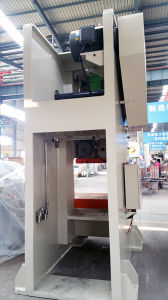 Deep Throat Mechanical Eccentric Power Press (punching machine) Jc21s-125ton pictures & photos