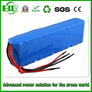 Custom High Capacity 12V 100ah Li-ion Battery Packs Rechargeable UPS Storge Battery pictures & photos