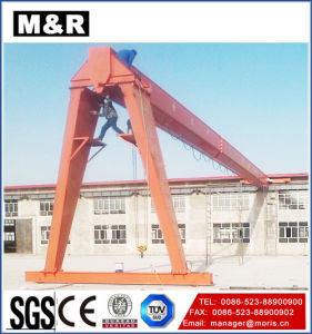 3 Ton Half Portal-Type Crane with Low Price pictures & photos