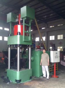 Metal Chips Hydraulic Briquetting Press Machine pictures & photos