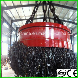 Electromagnetic Scrap Lifting Device Lifter 10ton pictures & photos