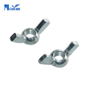 Zinc Plated Caron Steel DIN315 Wing Nuts