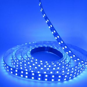 5050 120LEDs/M 28.8W Blue LED Strip Light IP20