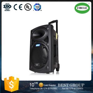 "12 ""Square Dance Outdoor Bluetooth Stereo Audio, Tie Rod Mobile Portable Rechargeable Bottles of Speaker pictures & photos"