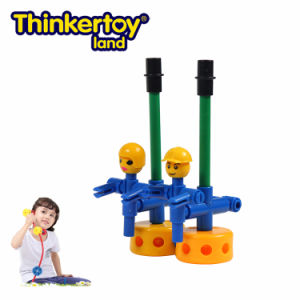 Thinkertoy Land Blocks Educational Toy Park Series Mini Park Trapeze (P6201)