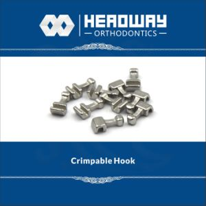 Orthodontic Accessories, Short Crimpable Hook with Ce pictures & photos
