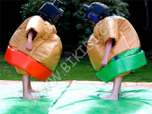 New Inflatable Sports Games/ Sumo Suits Sumo Wrestling, Kids Sumo Wrestling Suits for Sale B6076 pictures & photos