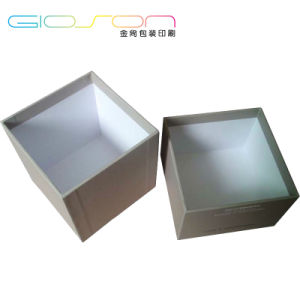 Lid & Base Fancy Paper Box Pritning/ Watch Packing Box pictures & photos