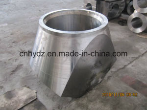 Hot Forged Stainless Tee-Fitting of Material A182 F22 pictures & photos