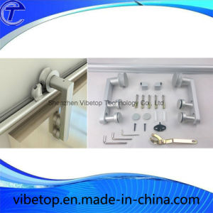Barn Door Hardware Sliding System Kits Bdh-10 pictures & photos