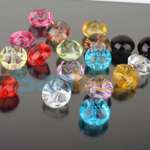 New Style Colorful Acrylic Buttons for Shoes pictures & photos