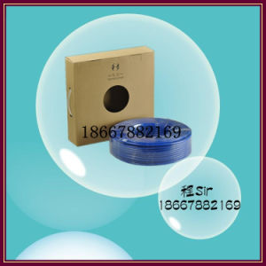 Transparent Plastic Pipe RoHS PU pictures & photos