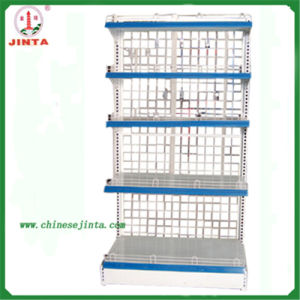 Store Shelving, Wire Shelf, Gondola Shelves (JT-A09) pictures & photos